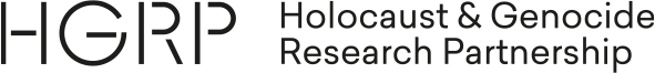 holocaust & genocide research partnership